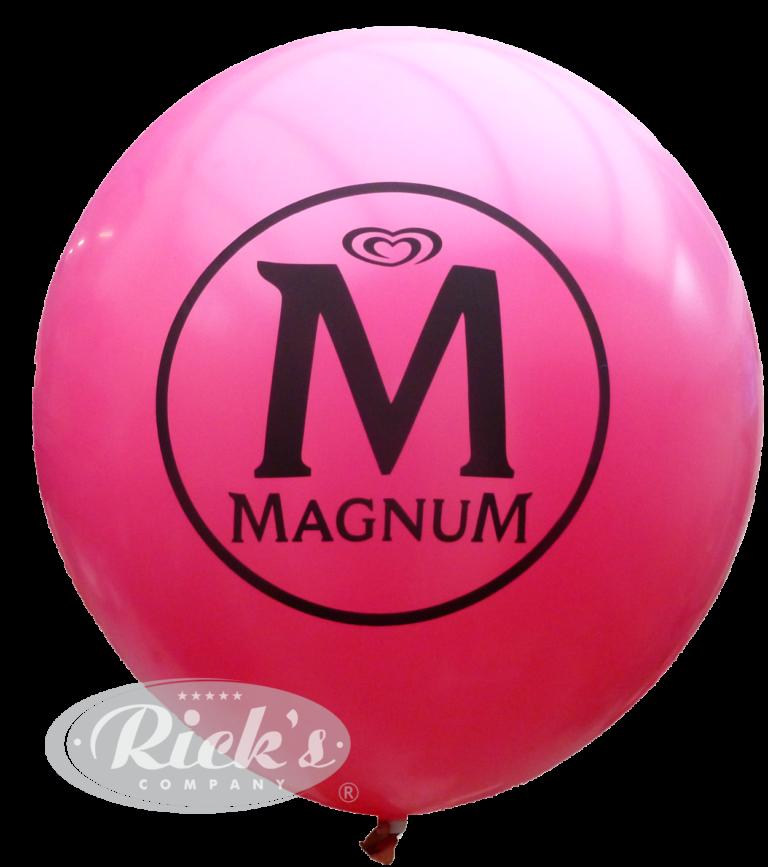 magnum giant balloon