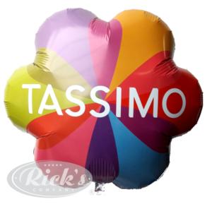 folie ballon gepersonaliseerde vorm